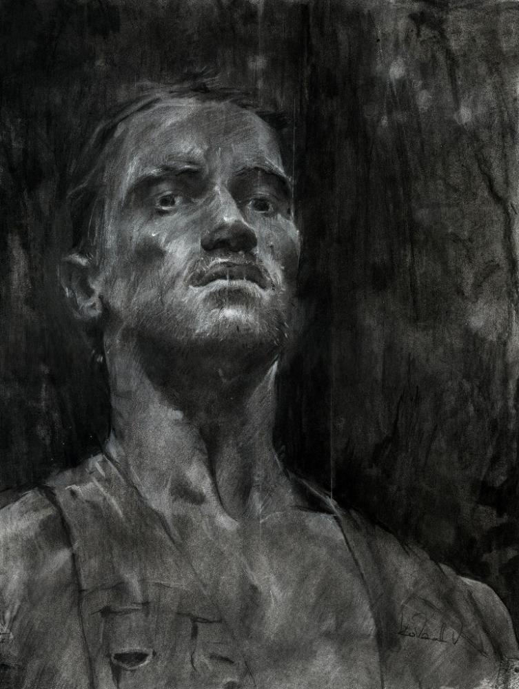 Arnold Schwarzenegger by Vasiliy